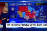 1 Wahlberichterstattung bei Fox News kurz vor dem Wahlabend 2016