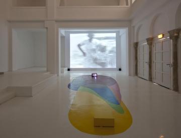6 Das Barranquilla Prinzip, Ausstellungsansicht