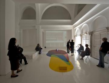 3 Das Barranquilla Prinzip, Ausstellungsansicht