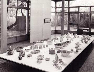 3 Egon Wrobel & Hedwig Bollhagen, Keramiken