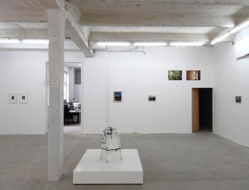 10 Kunst im Wald, Ausstellungsansicht