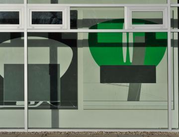 """2 Ausstellungsansicht Frank Nitsche """"HELLO CHINA"""""""