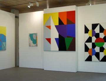 4 Drift, Ausstellungsansicht