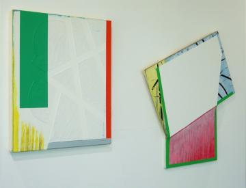 9 Drift, Ausstellungsansicht