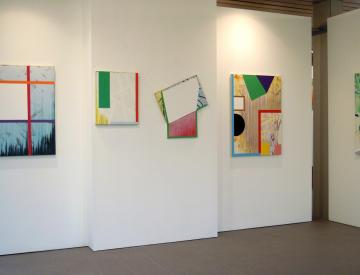 14 Drift, Ausstellungsansicht