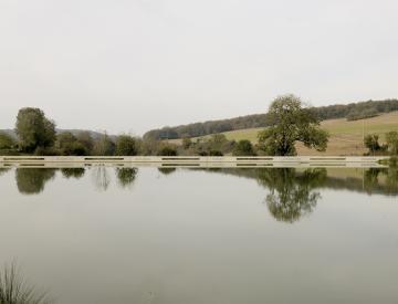 4 Remy Zaugg: Le lavoir de Blessey, 2007