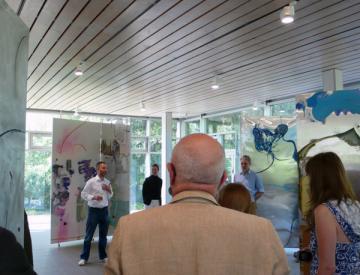 11 Ausstellungseröffnung