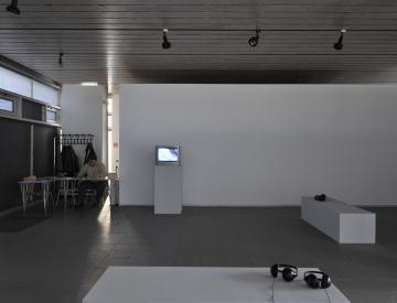7 Abweichung, Ausstellungsansicht
