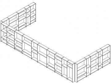 3 Bauplan Ausstellungsarchitektur