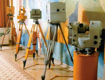 7 Blick ins Betriebsmuseum des VEB Carl Zeiss Jena