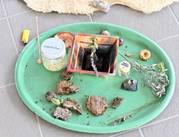 20 Bestandteile eines Rituals zur Neuordnung der Welt von Athena Vida