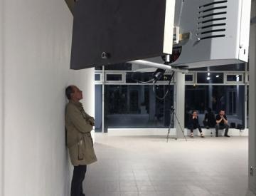 """4 Beim Hören von Chiyoko Szlavnics """"Interior Landscapes IIA"""""""