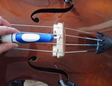 10 Eingriff ins Instrument bei Michael Maierhof