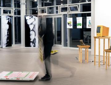 8 Blick in die Ausstellung