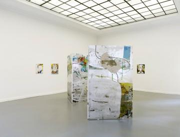 13 Wolfgang Betke, Aurel Scheibler, Berlin, 2013