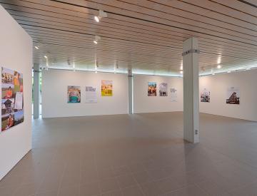 7 Blick in den Ausstellungsraum