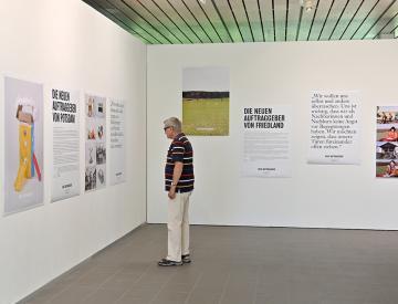 9 Blick in den Ausstellungsraum