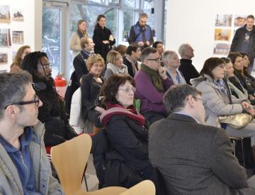 9 BKV Potsdam: Kuratorengespräch Folakunle Oshun