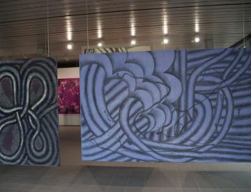 1 Manuel Kirsch, Ausstellungsansicht