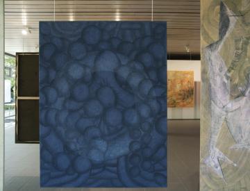 2 Manuel Kirsch, Ausstellungsansicht