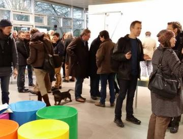 13 expo - Eröffnung