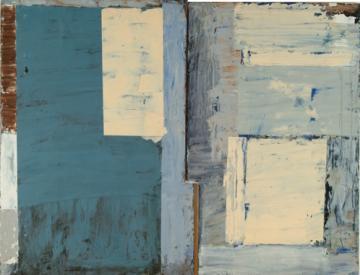 6 Louise Fishman, Untitled, 1975