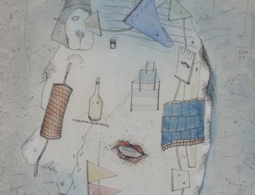 4 Wols, Mille problèmes dans la tête, 1937