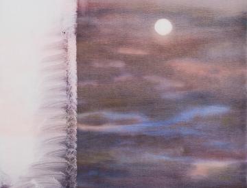 12 Clara Gesang-Gottowt: o.T., Öl auf Leinwand, 2014
