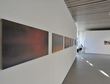 9 Eberhard Havekost, The End 1, 1/6-6/6, 2011