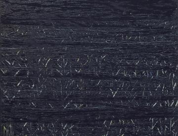 15 Clara Gesang-Gottowt: o.T., Öl auf Leinwand, 2014