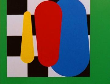 13 Bertold Mathes, o.T., 180x160cm, 1987