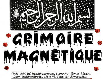 """3 Aus der Serie """"Grim"""" 1 – 8, 1982"""