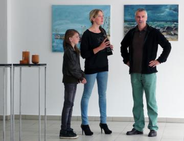 Ausstellung im Kunstladen