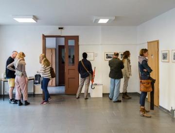 Eröffnung der Fotografieausstellung von Jens Wegner