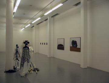 7 Carsten Hensel, Setup Performance Reflexheimat, 2006