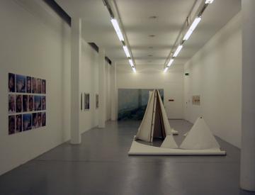 13 Heimatflimmern, Ausstellungsansicht