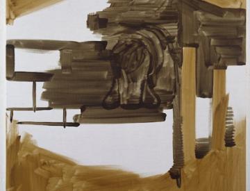 6 Michael Krebber, o.T., 1993