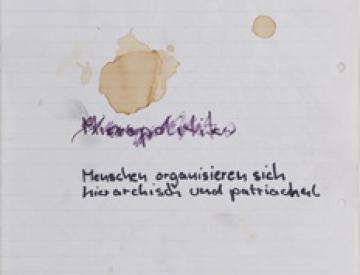 19 Josef Kramhöller, o.T. (Menschen organisieren sich), undatiert