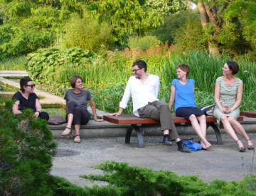 6 Ein Sommerabend auf der Freundschaftsinsel
