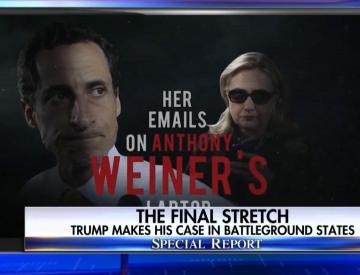 4 Kriminalisierung der Kandidatin - Fox News sendet einen Trump-Spot