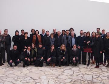 3 Gruppenbild Europatreffen Neue Auftraggeber