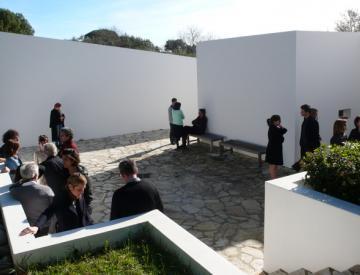 1 Pausengespräche in der Fondation Hartung Bergman