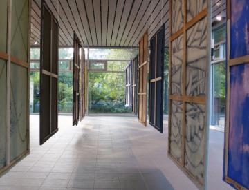 3 Manuel Kirsch: feste - Blick in die Ausstellung