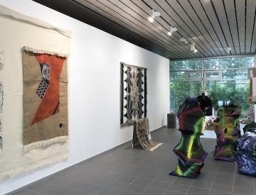 4 Schülerarbeiten im BKV Potsdam