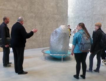 5 Museumsbesuch im Rahmen des TAS-Projekts