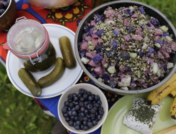 1 Erkundung eines Ortes: Kulinarik-Experimente in Libken