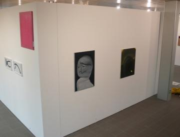 "9 Ausstellungsansicht ""Anonymous"", 29.10.2013"