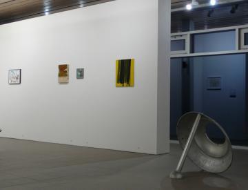 "12 Ausstellungansicht ""Anonymous"", 13.11.2013"