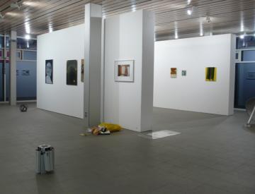 "2 Ausstellungsansicht ""Anonymous"", 22.11.2013"