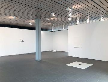 """5 Blick in die Ausstellung """"Sieben Ausstellungen"""""""